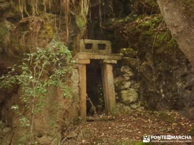 Hoces Río Duratón - Villa Sepúlveda; viajes accesibles senderismo en canarias eresma